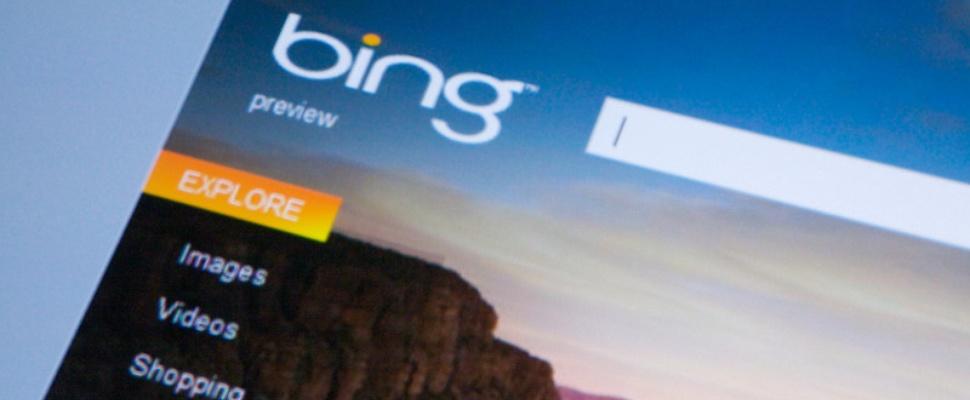 Zoekmachine Bing volgt Google in 'recht te worden vergeten'