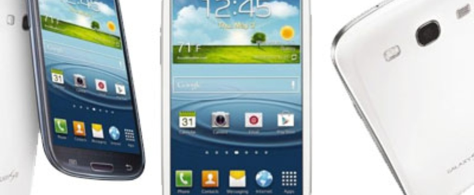Samsung Galaxy S3 beste product 2012
