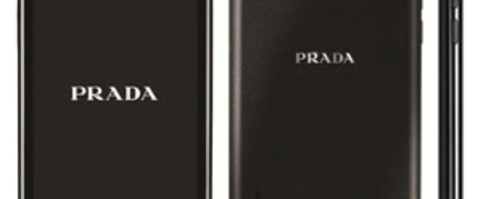 LG PRADA Phone 3.0