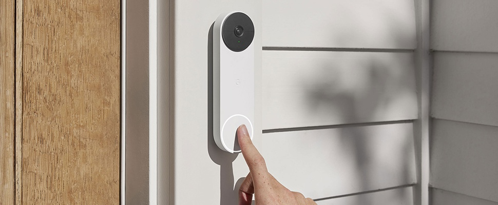 Nest Doorbell is eerste slimme deurbel van Google