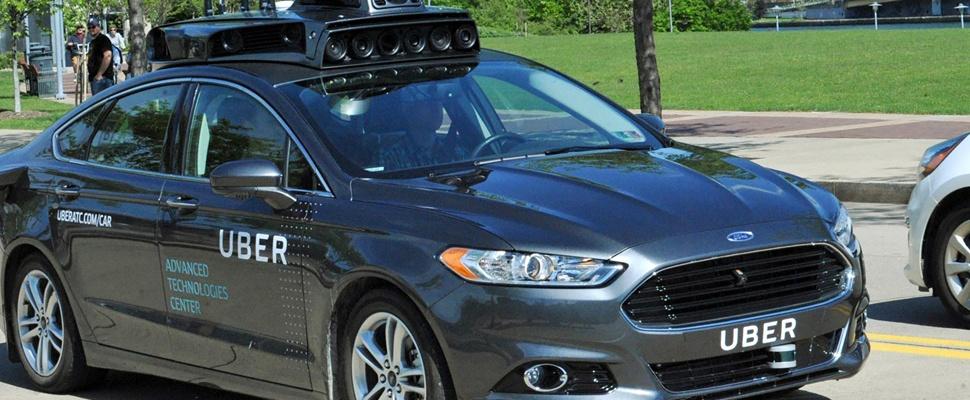 Google: Zelfrijdende taxi's Uber gebouwd op gestolen techniek