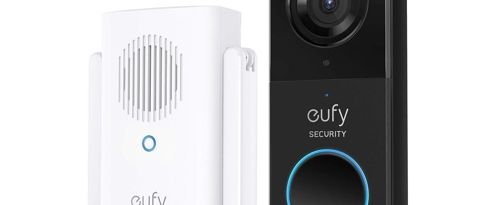 Review: Eufy Video Deurbel Slim