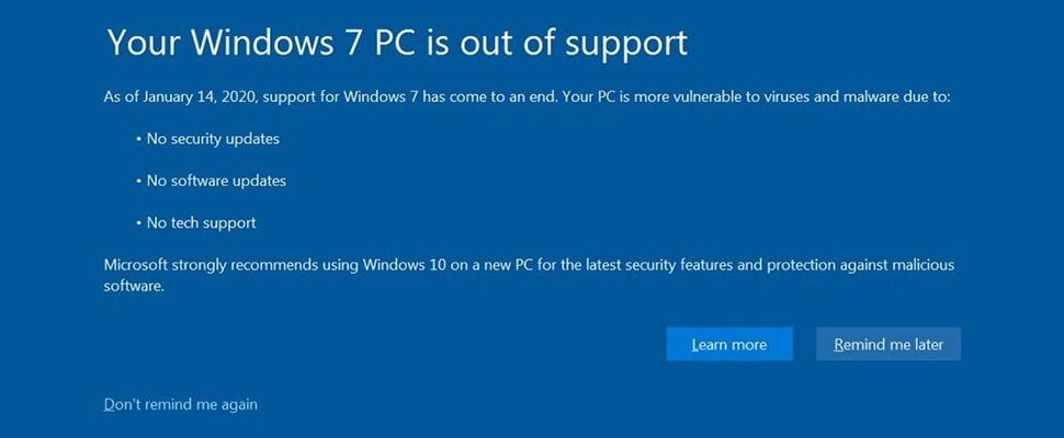 Bureaubladachtergrond-bug door laatste Windows 7-update