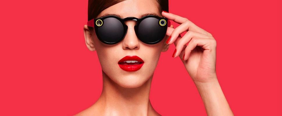 Makers Snapchat werken aan slimme bril Spectacles