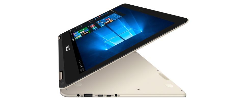 ZenBook Flip van Asus krijgt een boost