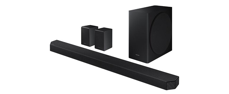 Samsung stelt nieuwe soundbars voor