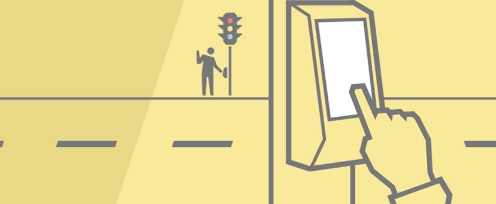 ActiWait is Pong spelen met verkeerslichten