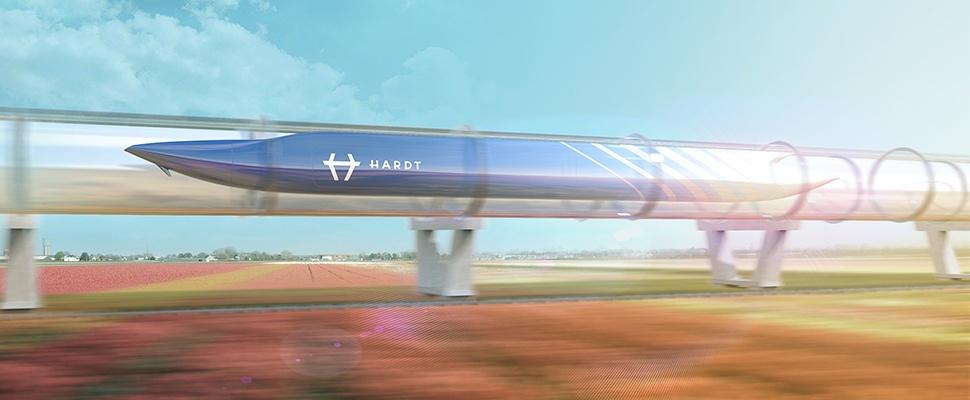 Hyperloop als vliegtuig-vervanger weer stapje dichterbij