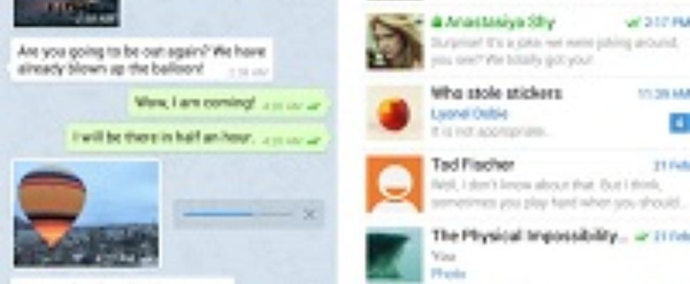 'Veilige' chat-app Telegram verre van veilig
