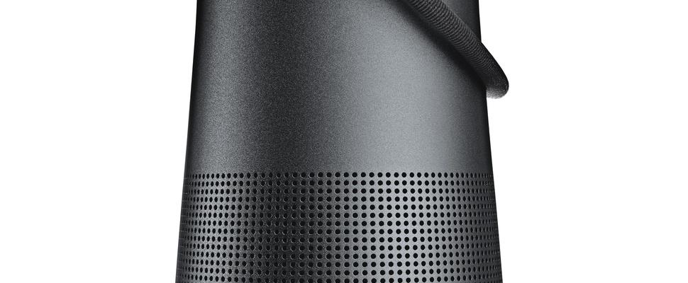 Review: Bose SoundLink Revolve