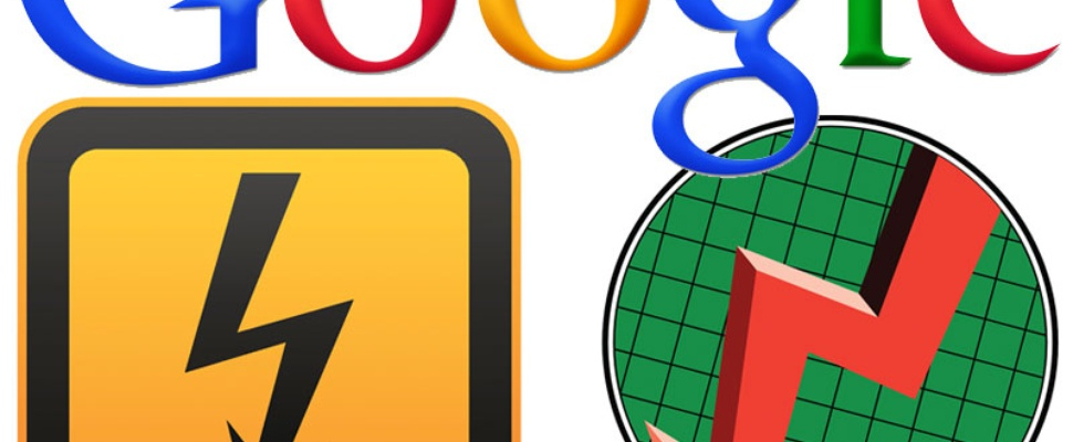 Google-storing legt 40% internetverkeer plat