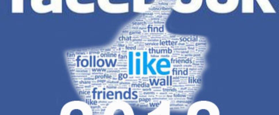 Facebook 2012 hoogtepunten