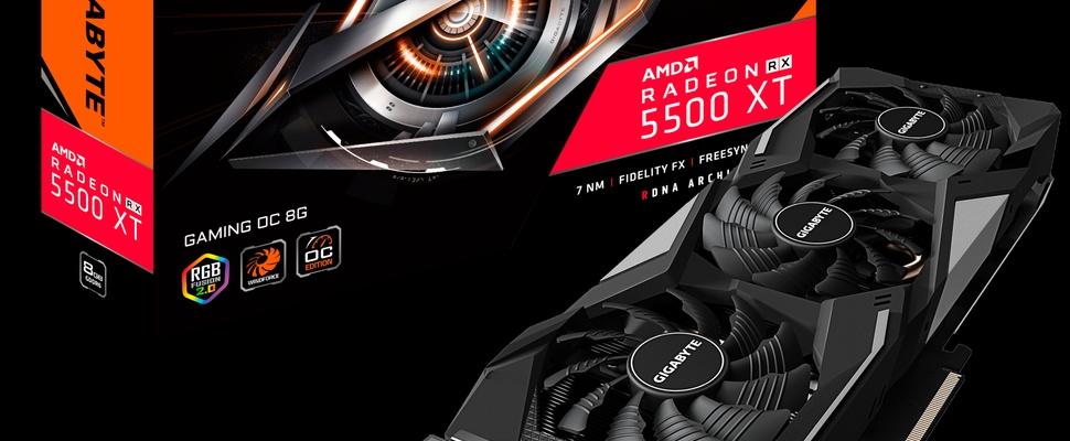 Review: AMD Radeon RX 5500 XT