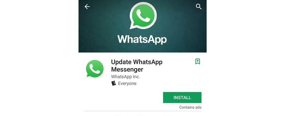 Google verwijdert nep-WhatsApp uit Play Store
