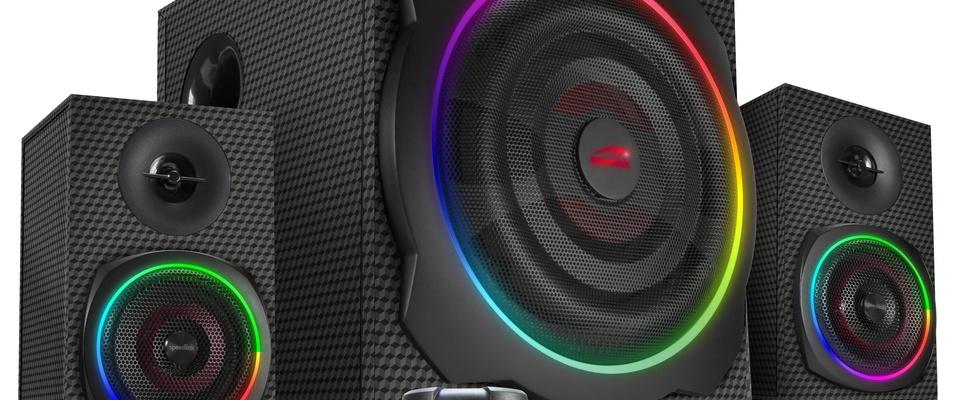 Review: Speedlink Gravity Carbon RGB 2.1