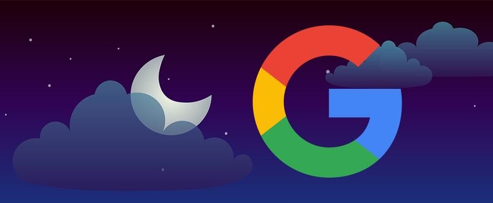 Donkere modus voor Google-zoekmachine instellen