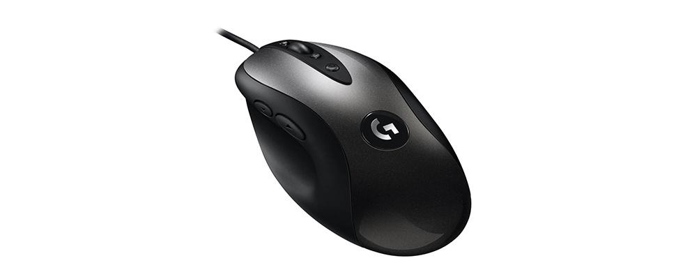 Logitech MX518-muis terug van weggeweest