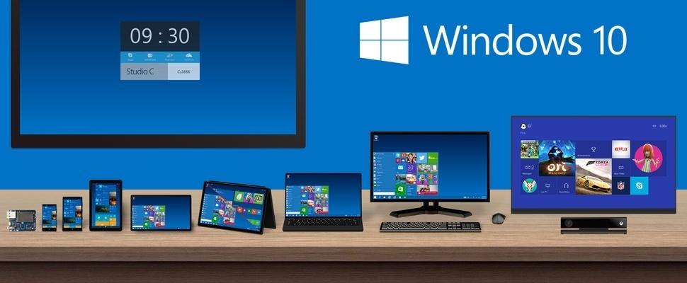 600 miljoen apparaten draaien op Windows 10