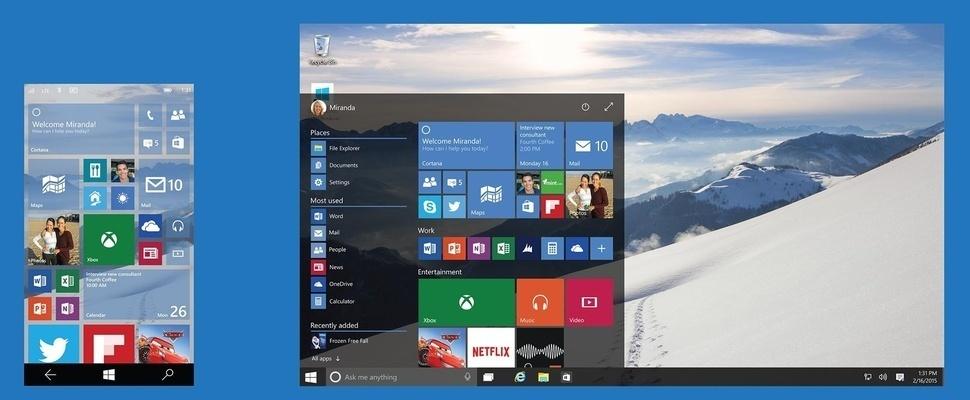 Microsoft verplicht updates Windows 10 in Home-versie