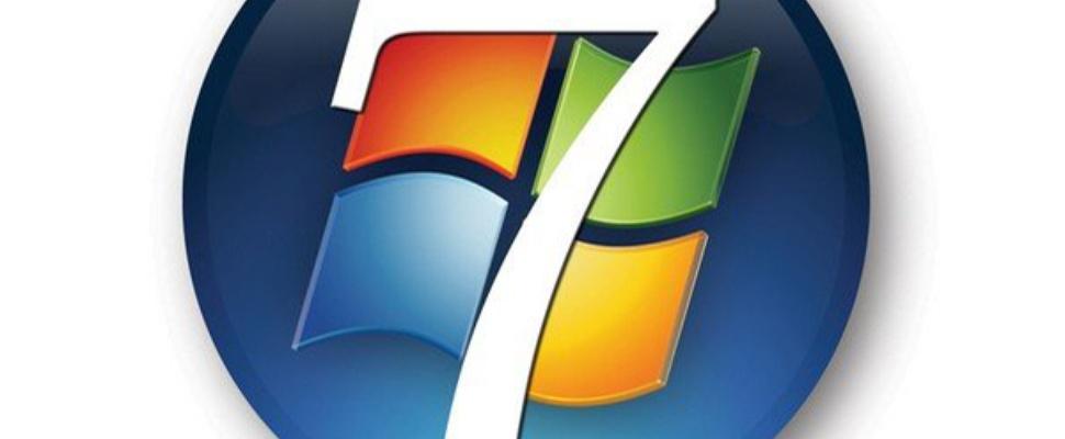 Kwart van pc's draait Windows 7