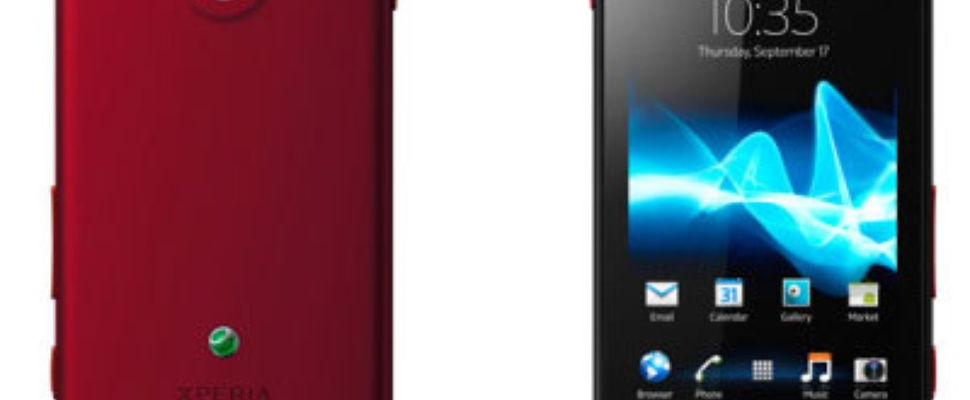 Xperia Sola van Sony biedt 'Floating Touch'