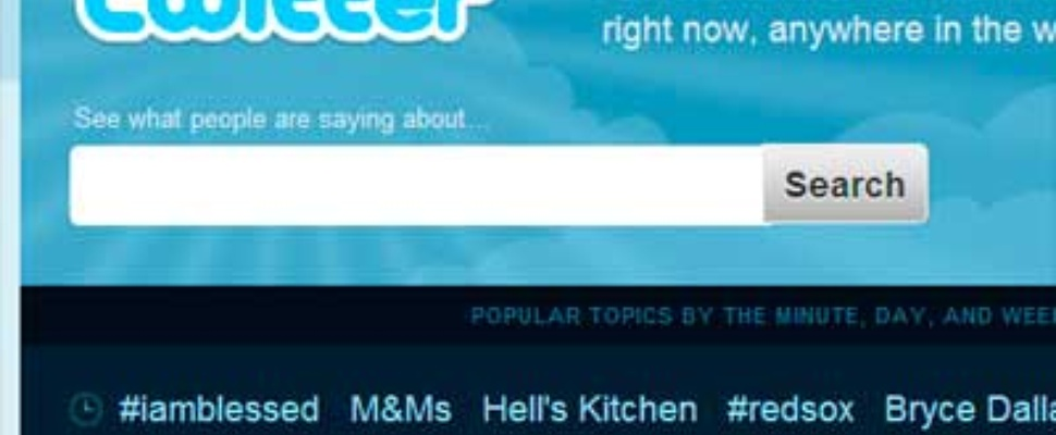Eerste Twitter-straat ter wereld