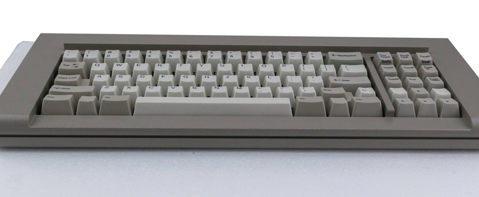 Model F-keyboard van IBM maakt comeback