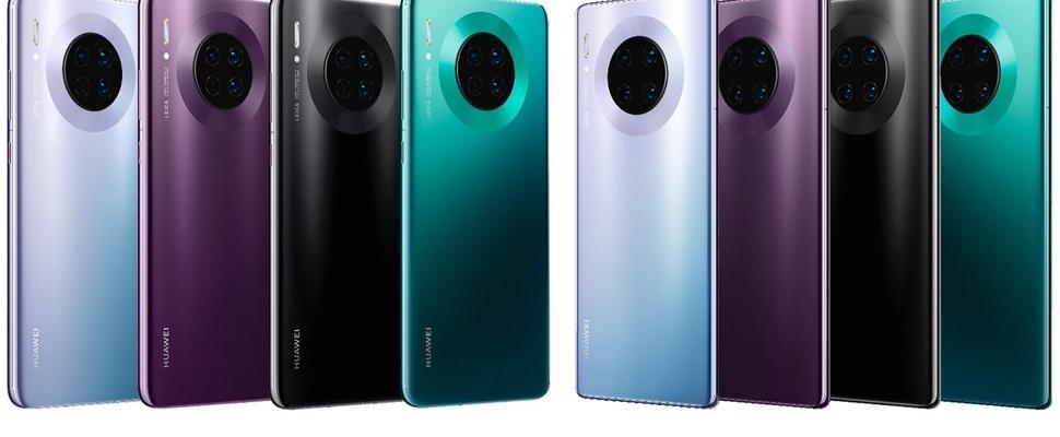 Update: Huawei Mate 30 zonder Google-apps later dit jaar naar Nederland