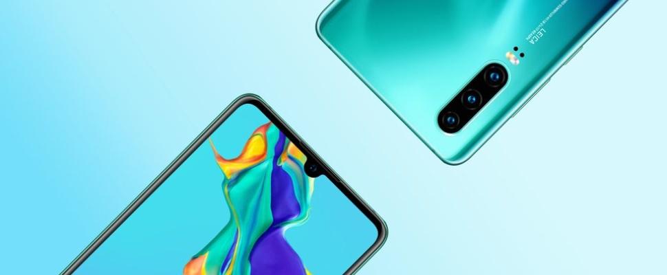 Huawei P30 en P30 Pro officieel onthuld