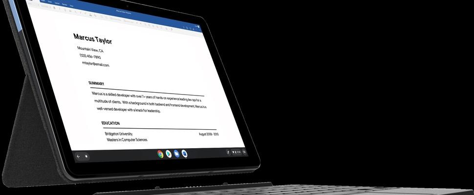 Review: Lenovo Duet Chromebook
