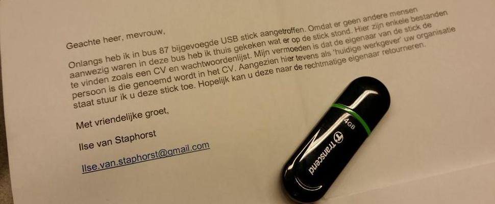 Nieuwe vorm van phishing bij bedrijf Alblasserdam