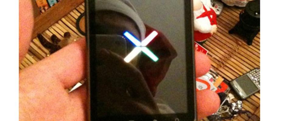 Google Nexus One komt niet naar Nederland