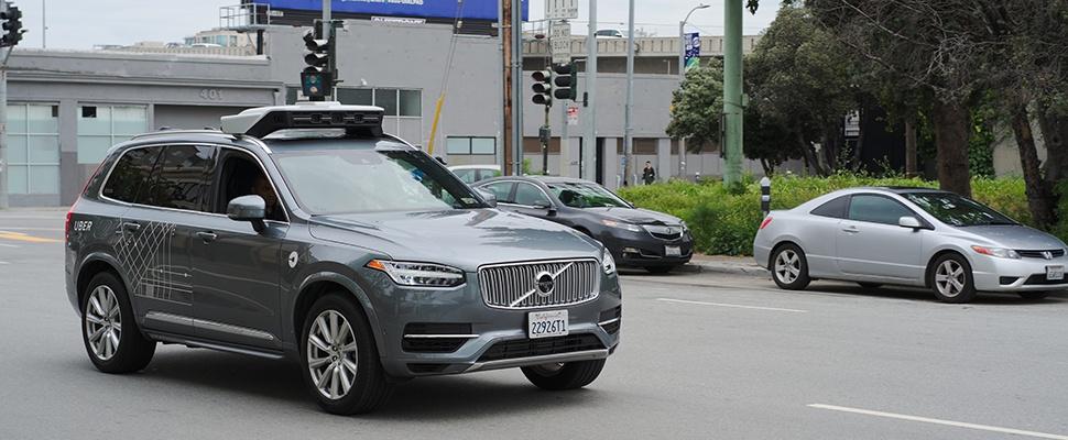 Menselijke fouten oorzaak dodelijk ongeval met zelfrijdende Uber
