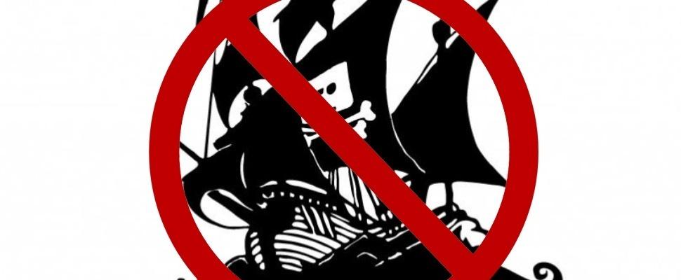 Stichting Brein: Sterke daling in Pirate Bay-bezoek