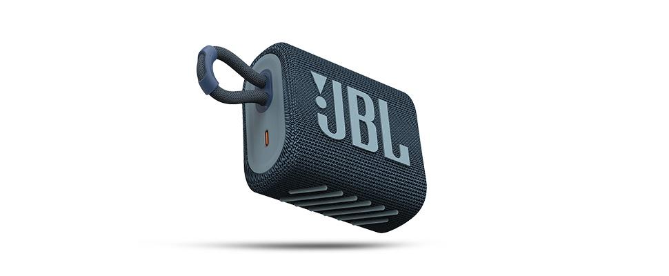 JBL Go 3: Meeneem-speaker met handig lusje