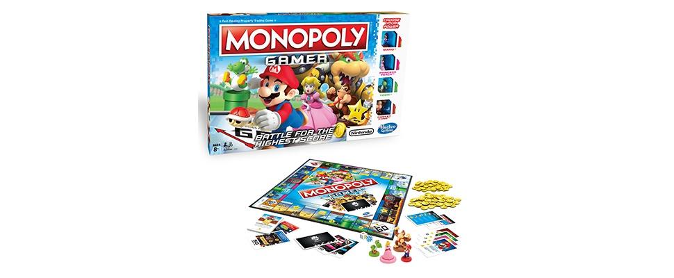 Mario-versie van Monopoly op komst