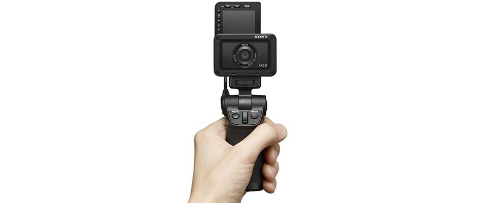 Cybershot DSC-RX0 II: actiecamera voor vloggers