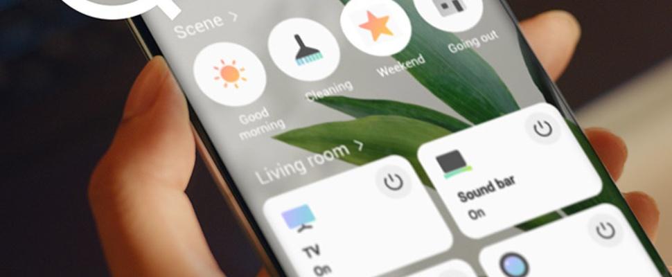 Voor een slimmer huis heb je maar één app nodig