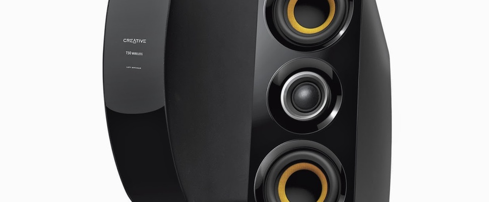Review: Creative T50 speakers