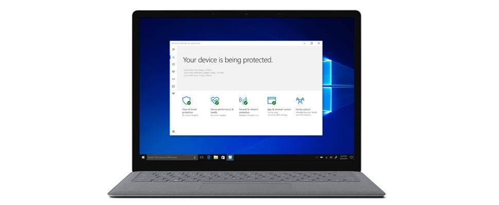 Edge altijd standaard browser in Windows 10 S