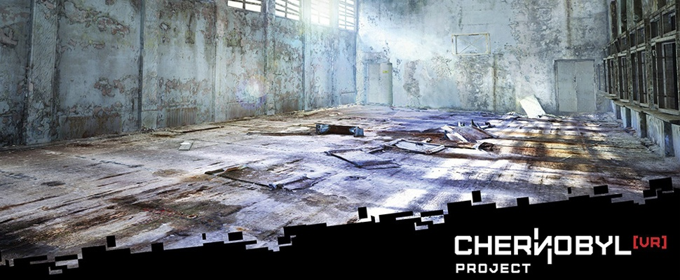 Tsjernobyl straks te bezoeken in virtual reality