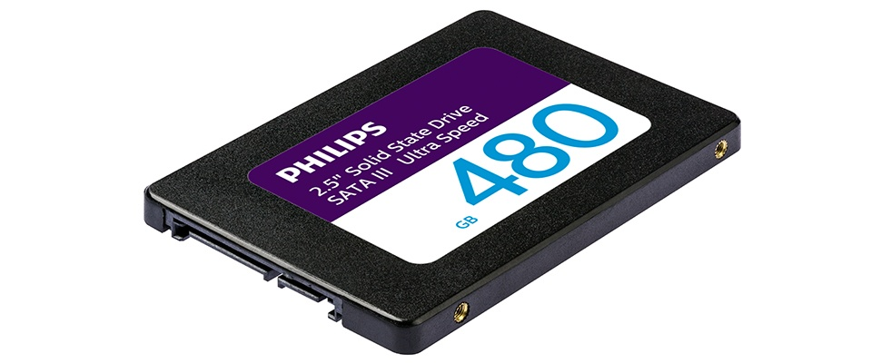 Win een 480 GB Philips Ultra Speed Solid State Drive (ssd)