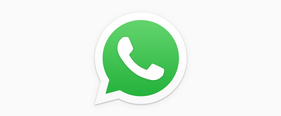 Bellen via WhatsApp kost amper data