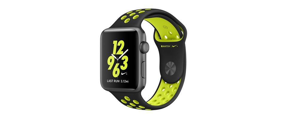 Nike-variant Apple Watch eind deze maand uit