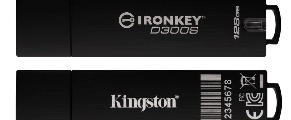 Kingston IronKey D300S