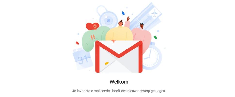 Aan de slag met het vernieuwde Gmail
