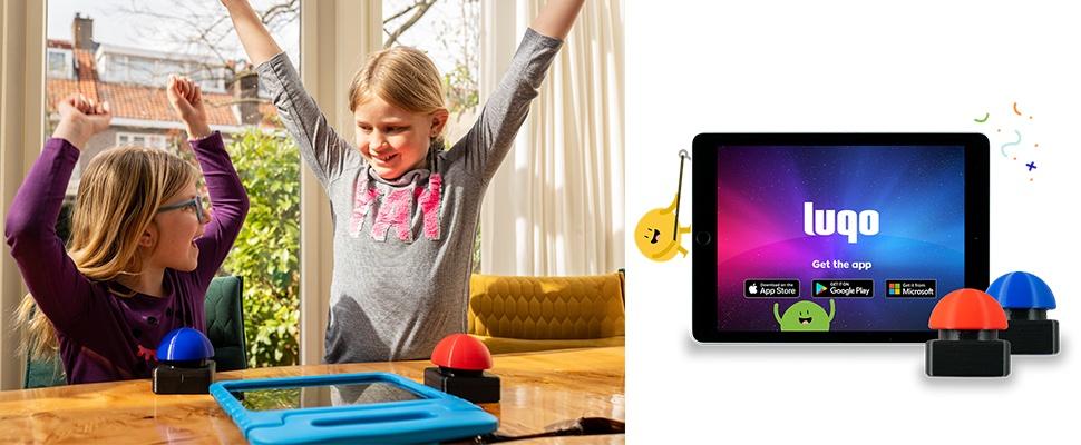 Luqo Home: Leerachterstanden thuis inhalen door samen te spelen