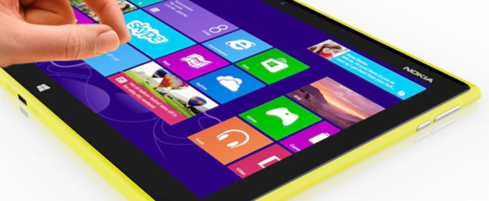 Nokia's 8-inch tablet komt mogelijk niet meer uit