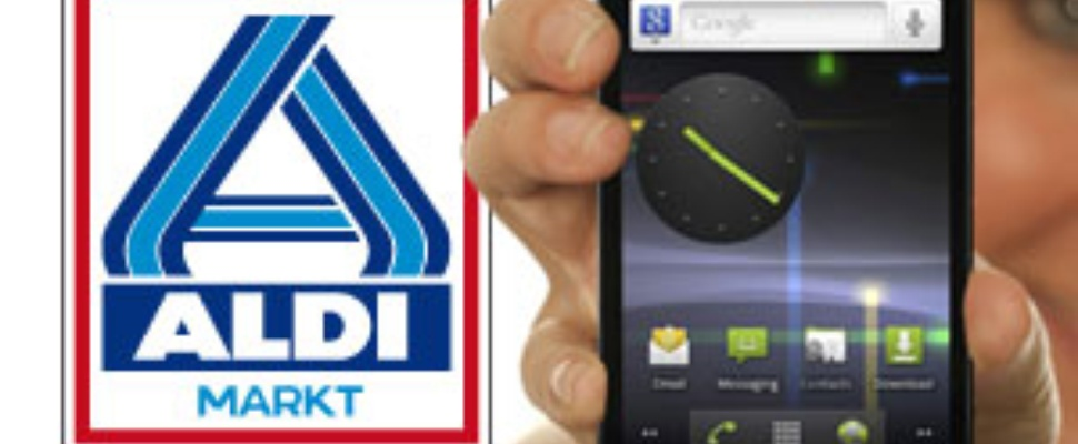 Aldi AS43D android smartphone 21 april te koop