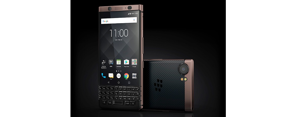 Dualsim voor BlackBerry KEYone Bronze Edition